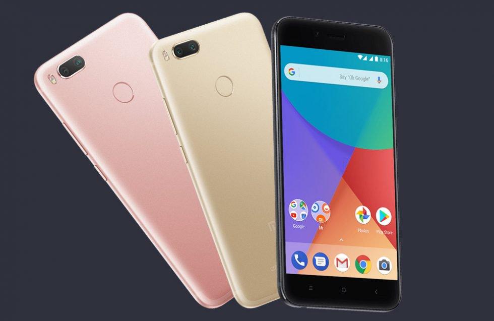 Test du Xiaomi Mi A1 : bye bye MIUI !