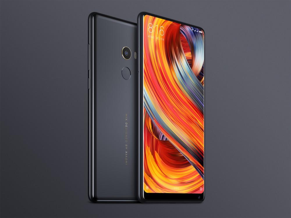 Le Xiaomi Mi Mix 2 est officiel, demandez le programme !