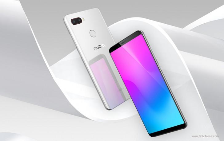 Nubia Z18 Mini dévoilé avec un Snap 660 et écran 18:9