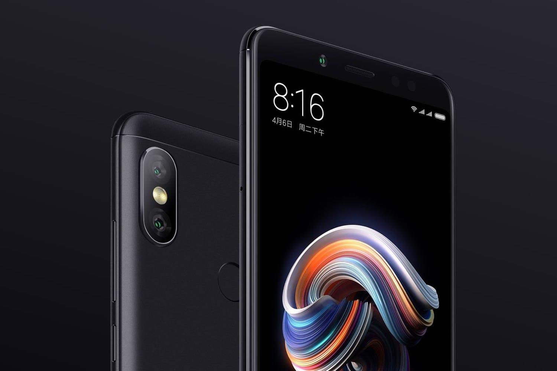 Test du Xiaomi Redmi Note 5 : un rapport qualité prix imbattable !