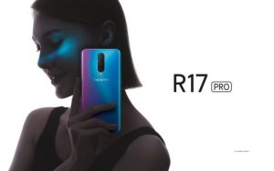 Oppo R17 sera lancé en deux versions le 23 août