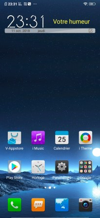 Launcher Funtouch OS