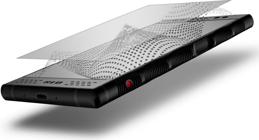 RED Hydrogen One : le come back des écrans 3D