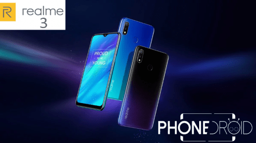 Realme 3 : peut-il concurrencer le Redmi Note 7?
