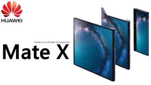 Huawei Mate X : après moultes retards, il arrive enfin!