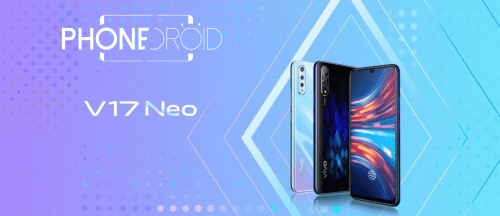 Vivo V17 Neo : le successeur du Vivo V11