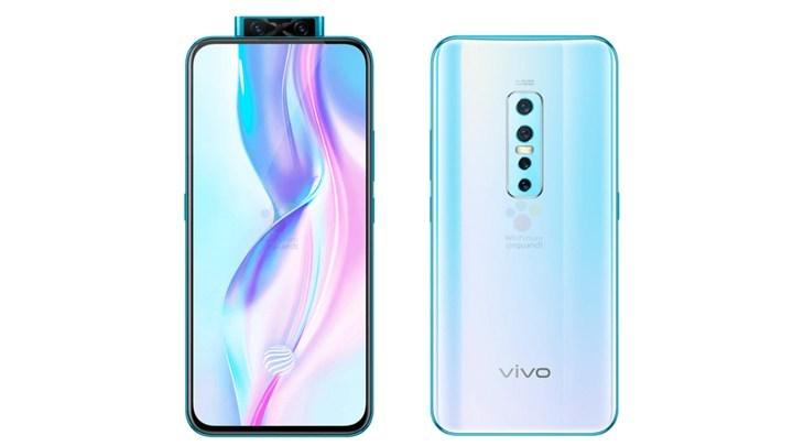 Vivo V17 Pro : premiers clichés officiels