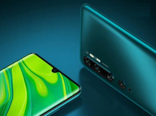 Xiaomi Mi Note 10 : le jumeau du Xiaomi Mi CC9 Pro!
