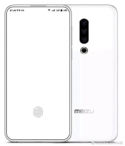 Meizu 17 : le fabricant passerait à l'écran perforé