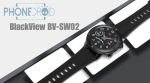 Blackview BV-SW02 : la SportWatch à prix serré