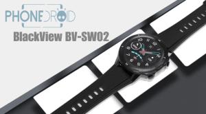 Blackview BV-SW02 : la SportWatch à prix serré