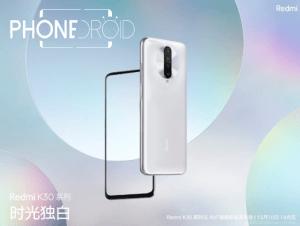 Redmi K30 / Xiaomi Mi 10T :  le digne successeur du Redmi K20 avec un tarif contenu