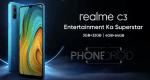 Realme C3 : un brillant entrée de gamme