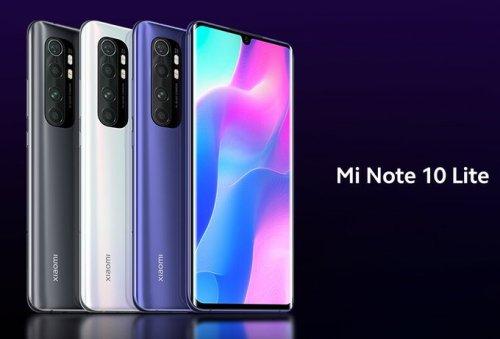 Xiaomi Mi Note 10 Lite : un milieu de gamme très intéressant