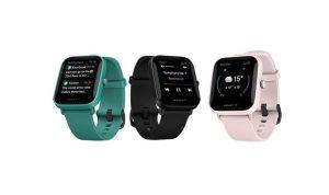 Amazfit Bip U : la nouvelle gamme de montre connectée