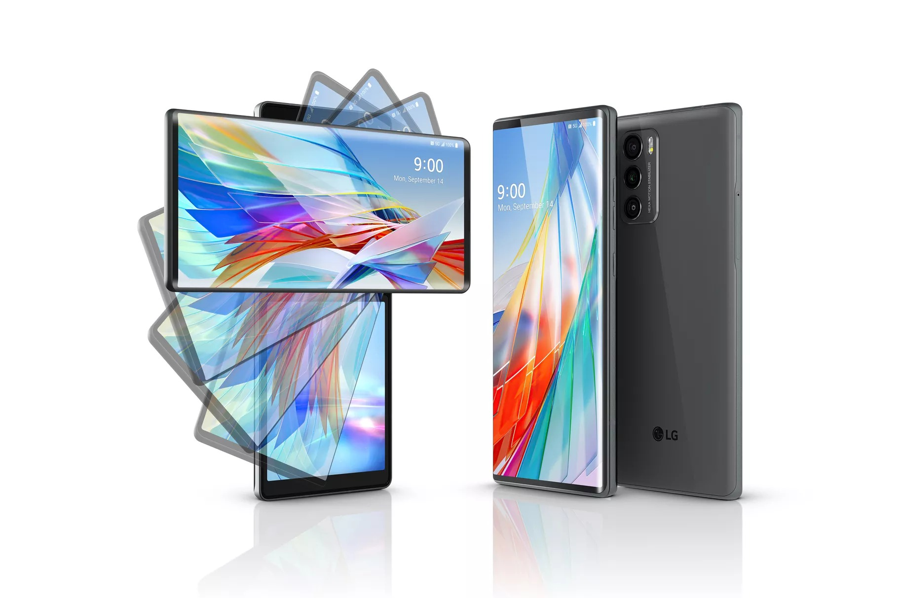 LG Wing : le double écran selon LG (hanté 👻🎃…)