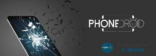 Phonedroid propose aussi un service de changement d'écran 📲