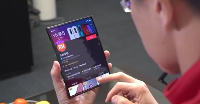 XIAOMI MAY SELL ITS FOLDABLE SMARTPHONE IN INDIA