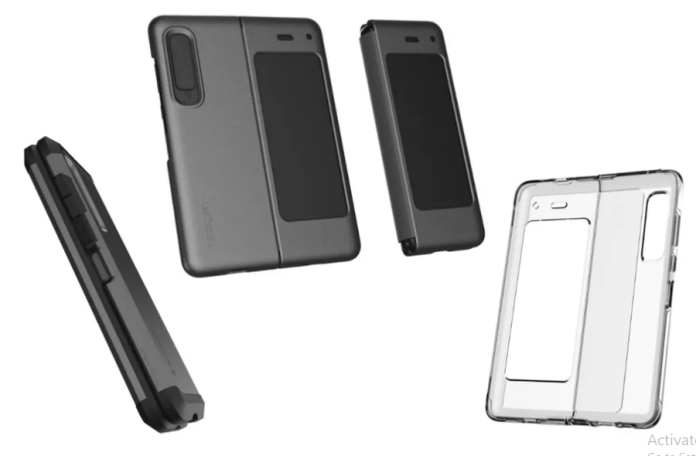 Phone case companies are already starting to figure out what a case looks like for the coming wave of foldable phones.