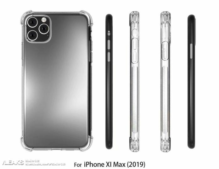 iPhone 11 and 11 Max case leaks might confirm Apple's biggest design change