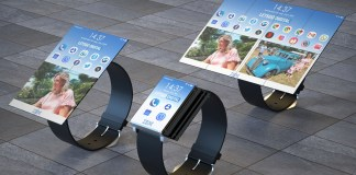 The world's first smartwatch-cum-smartphone-cum-tablet