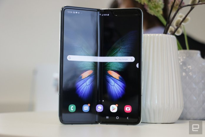Samsung's Galaxy Fold will have support from 'hundreds' of apps