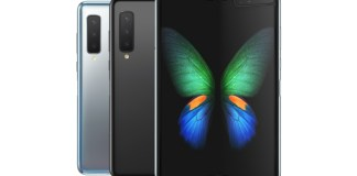 Galaxy Fold Foldable Phone