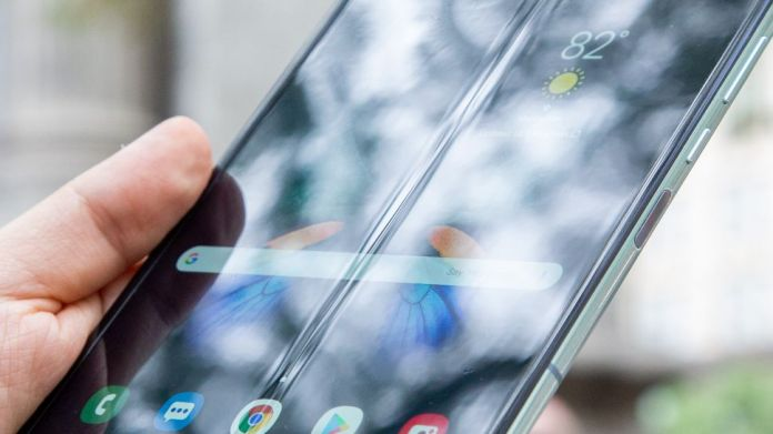 Samsung's Galaxy Fold Foldable 2 could arrive as soon as April 2020