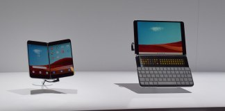 Surface Duo, MICROSOFT