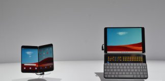 Samsung Galaxy Fold Foldable Phone vs. Microsoft Surface Duo