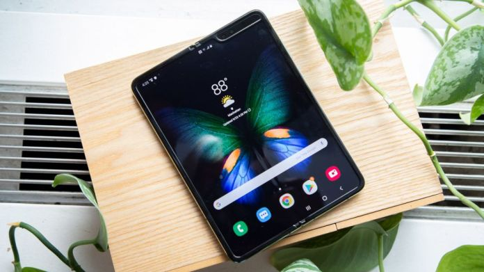 Galaxy Fold Foldable 2