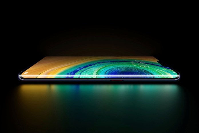 Huawei is about to unveil an all-screen phone design like nothing we've ever seen before
