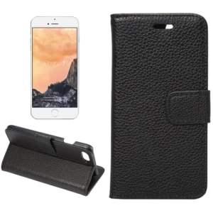 iPhone 7 Wallet Case Black