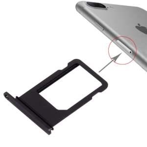 iPhone 7 Plus Sim Card Tray Black