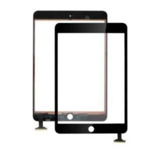 iPad Mini 3 Touchscreen Black