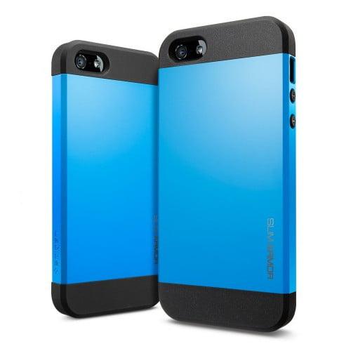 quality design 50985 33175 iPhone 4/4s Slim Armor Case Light Blue.