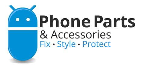 Phone Parts NZ Logo