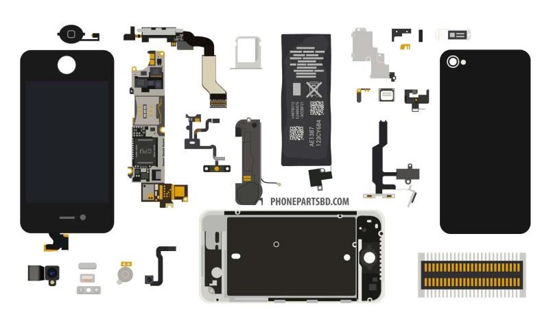 Phone Parts Repair