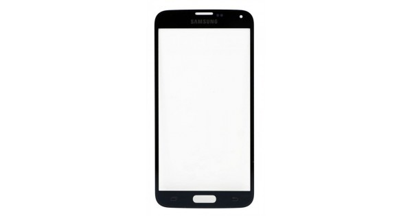 Samsung Galaxy S5 Front Glass Lens (White)