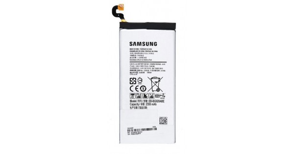 Samsung Galaxy S6 Original Battery (EB-BG920ABE)