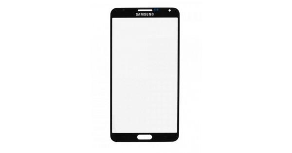Samsung Galaxy Note 3 Screen Glass Lens (Black)