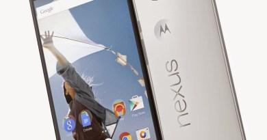Google Nexus 6 Vs Sony Xperia Z3