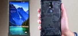 Samsung Galaxy S6 active avec un port MicroSD et une batterie plus grande