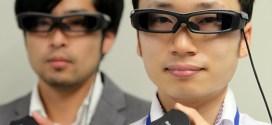 Sony lance ses lunettes de réalité augmentée à 840$