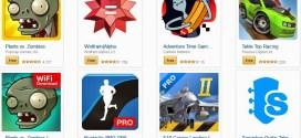 Amazon vous offre $105 d'applications et de jeux