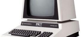 Commodore PET – Le retour avec un mobile