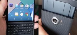 Voici le BlackBerry Venice, le premier mobile sous Android du Canadien