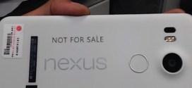 Première photo du LG Nexus 5 2015