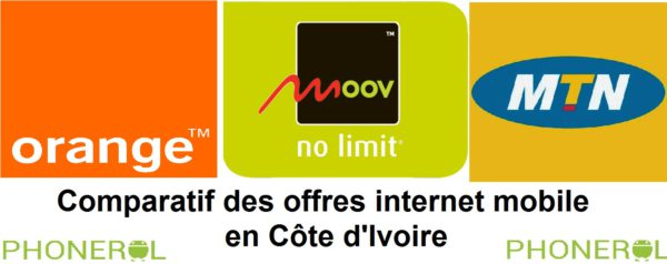 Comparatif Internet Mobile