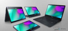 Samsung lance le Notebook 9 Spin hybride en Corée du Sud